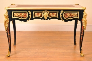 Fransk Boulle Inlay Writing Desk Desks Louis XV