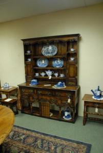 Welsh Dresser Oak Potboard Farmhouse Furniture