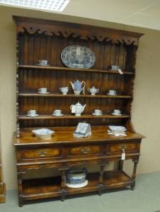 English Farmhouse Kitchen Dresser Oak Furniture