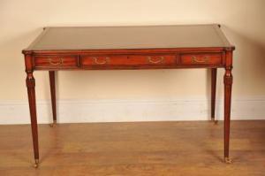 Regency Desk Writing Table Mahogany Gillows