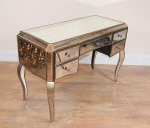 Mirrored Desk