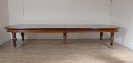 Large Victorian Dining Table