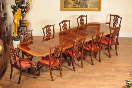 Regency Table and Chairs