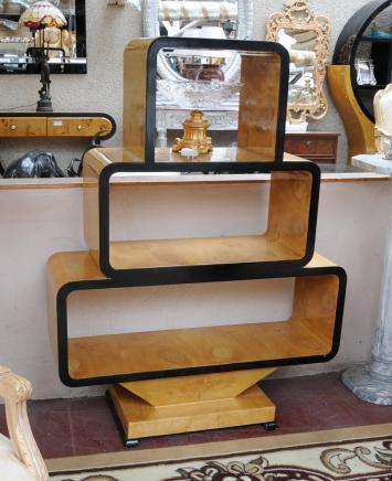 Art Deco Vintage Bookcase Shelf Unit 1920s Furniture. Vintage Bookcase   Canonburyantiques s Blog