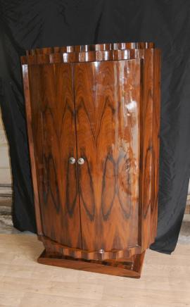 Alto Deco Art Cabinet Crinkle Guardaroba