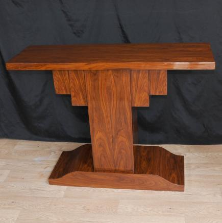 Art Deco Console Table | Canonburyantiques's Blog