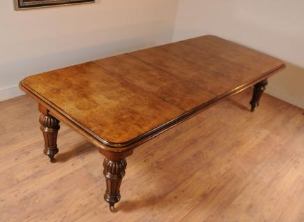 Victorian Dining Table Pollard Oak Furniture Table Extension