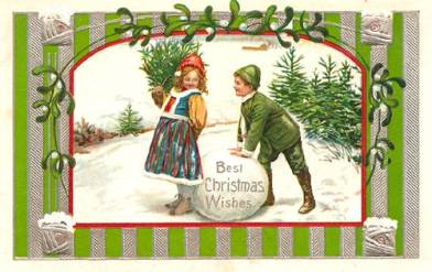 Canonbury Antiques Christmas