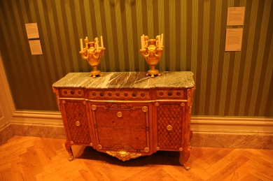 Antique French Commode at The Getty