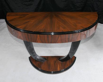 Art Deco Modernist Console Table Hall Tables 1920s Furniture