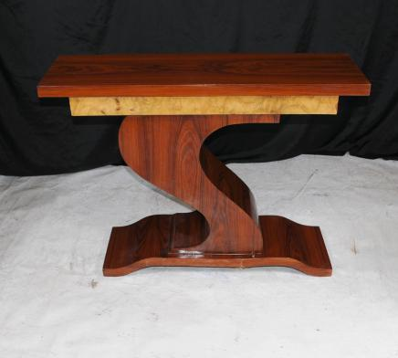 Art Deco Z Console Hall Table Tables 1920s Furniture