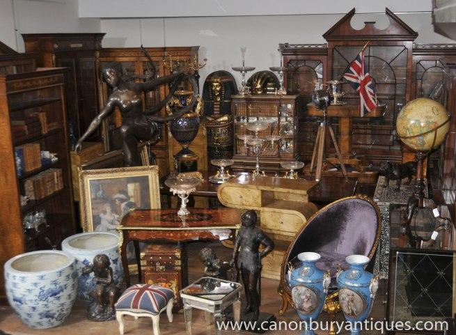 Canonbury Antiques Showroom