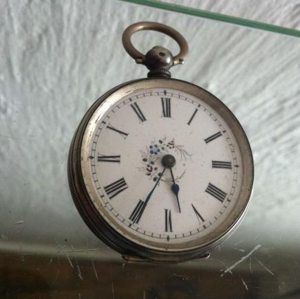 Early Swiss Made Pocket Fob Watch