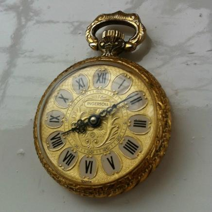 Swiss Made 'Ingersoll' Ladies Pocket Watch
