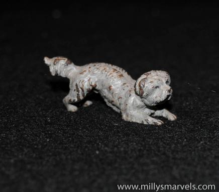 Little Bronze Dog