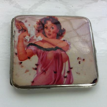 Silver Mappin & Webb Cigarette Case