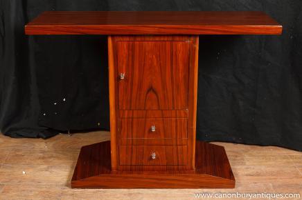 Art Deco Console Table Chest 1920s Furniture