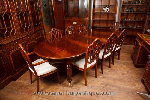Canonbury Antiques - Dining Furniture