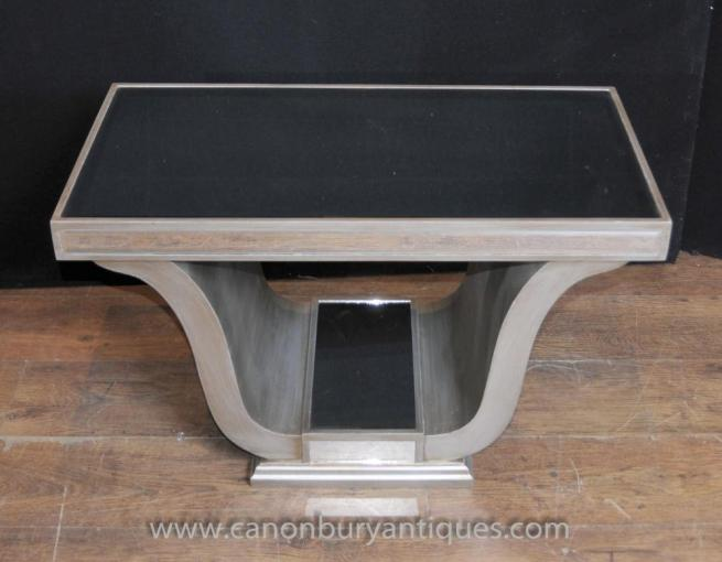 Art Deco Mirrored Side Table Coffee Tables Furniture