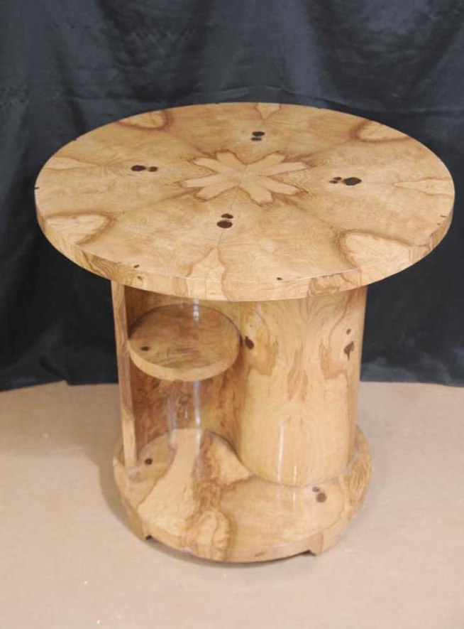 Art Deco Side Coffee Centre Table Furniture