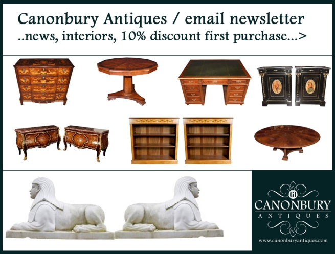 canonbury email newsletter