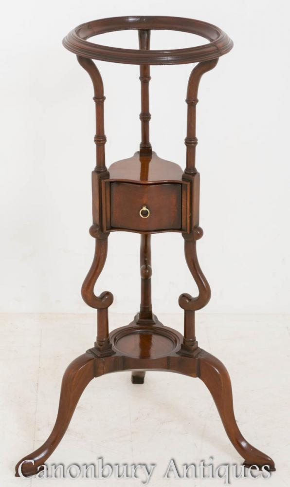 Georgian Mahogany Washstand 1800