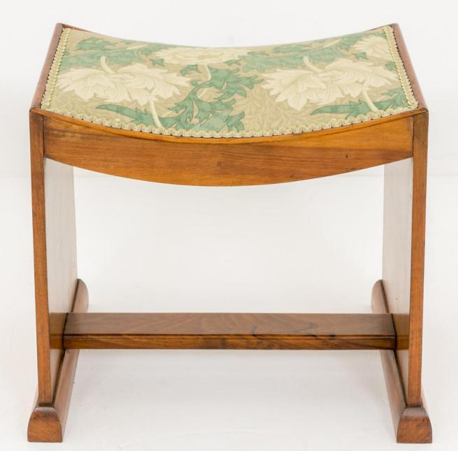 Art Deco Piano Stool Circa 1930