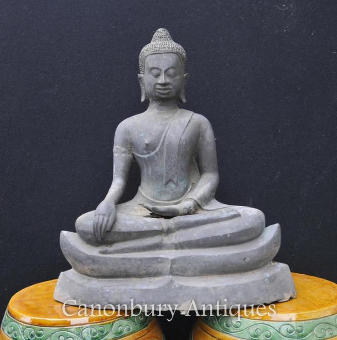 Bronze Nepalese Buddha Statue Buddhism Nepal Buddhist Art Sculpture