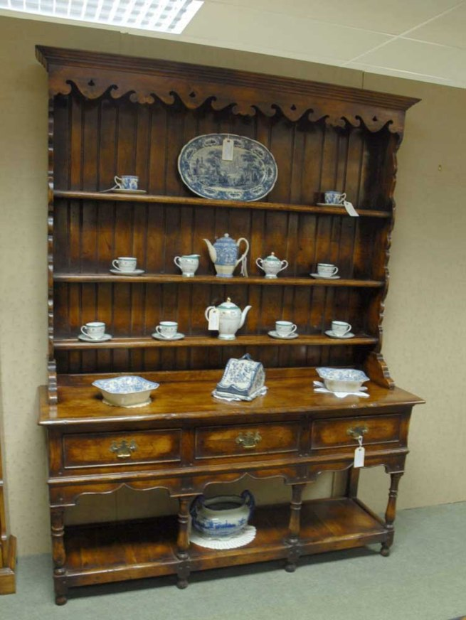 English Farmhouse Kitchen Dresser Oak Furniture